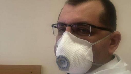 V. Kasiulevičius: Lietuva yra labai intensyvaus viruso plitimo zonoje