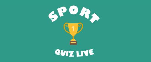 Sportinių klausimų kvizas gyvai online