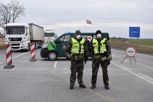 Sieną iš Latvijos neleistinoje vietoje kirtę lietuviai padarė tris nusižengimus