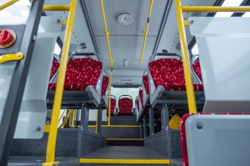 Koronaviruso krizė smogė keleivių vežėjams Lietuvoje
