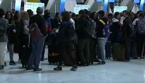 Antradienį šalyje – šimtai iš užsienio šalių grįžtančių lietuvių