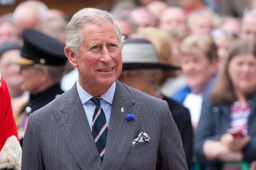 Princas Charlesas užsikrėtė koronavirusu