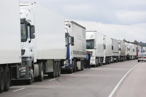 Lietuvos vežėjai kreipėsi į Europos Komisiją