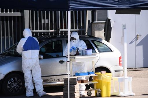 Lietuvoje patvirtintas 1 naujas koronaviruso atvejis