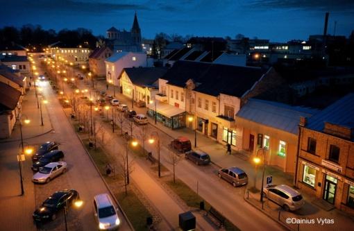 Ukmergės miestas kol kas nebus uždarytas