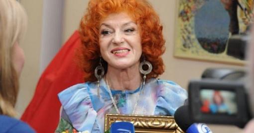 """Aktorė Nijolė Sabulytė: """"Kad kas padovanotų kaukę veidui..."""""""