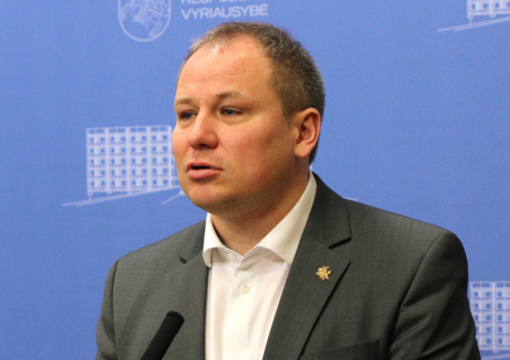 G. Surplys įspėja dėl savaitgalio: bus padidintos policijos pajėgos