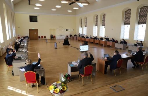 Kauno rajone pertvarkoma Ugnės Karvelis vardu pavadinta gimnazija