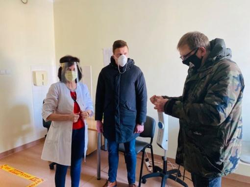 Karolis Podolskis: visuomenės pagalba ir toliau mums išlieka didžiulė paspirtis