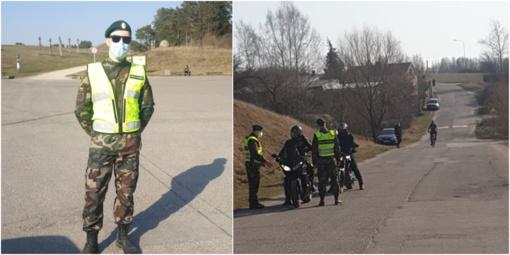 Savaitgalį Šiauliuose – viešosiose vietose patruliuojantys policijos pareigūnai