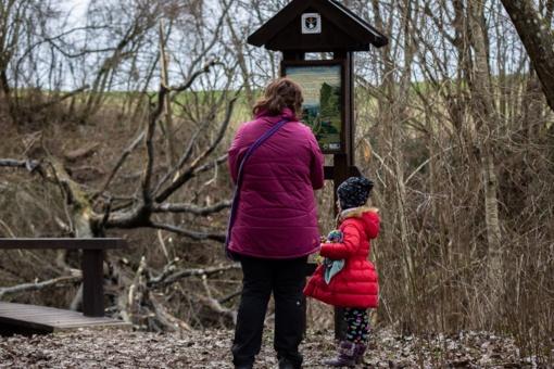 Karantinas: Krekenavos regioniniame parke – daugiau lankytojų
