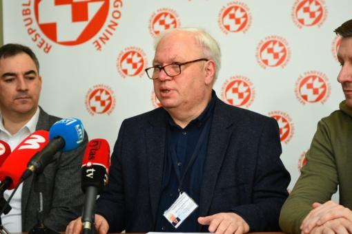 A. Skorupskas: Panevėžio ligoninėje – nė vienas medikas nėra užsikrėtęs koronavirusu