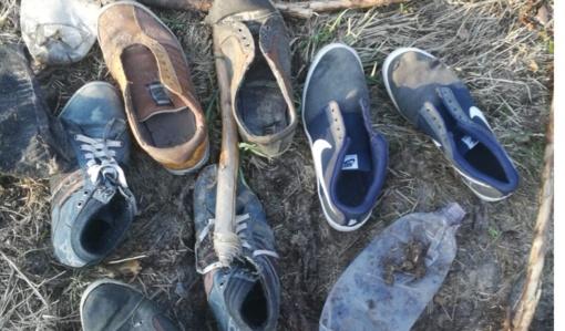 Ieškome batų savininkų