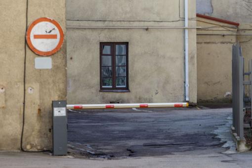 Įspėjimas savivaliaujantiems senamiesčio gyventojams – gali sulaukti baudų