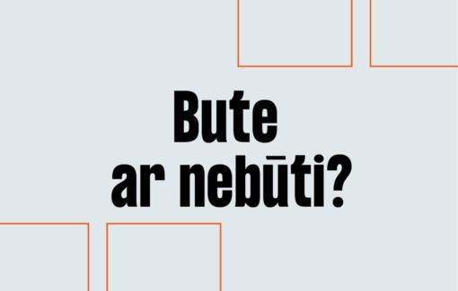"""""""Bute ar nebūti"""" – tokiais kūrybingais šūkiais Vilnius ragins lietuvius likti namuose"""