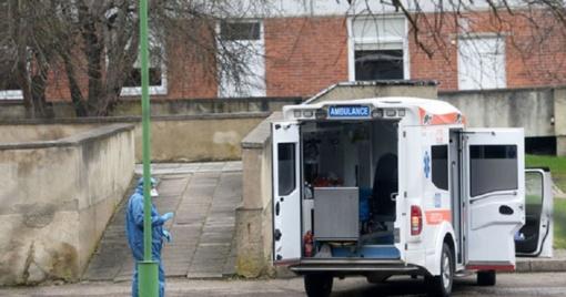 Karščiavimo klinika bus įrengta Respublikinės Klaipėdos ligoninės Tuberkuliozės filiale