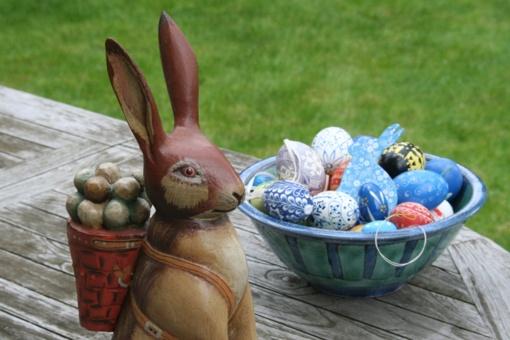 Neįprasti velykinių kiaušinių dažymo būdai