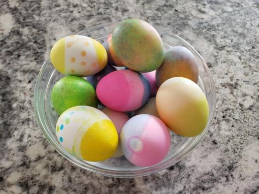Ką reikia žinoti apie virtus kiaušinius?