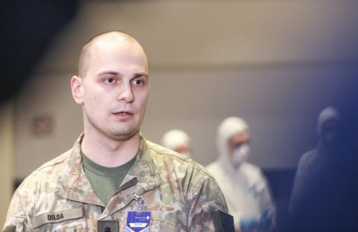 Lietuvos kariuomenėje nauji koronaviruso atvejai: serga 28 sąjungininkų kariai