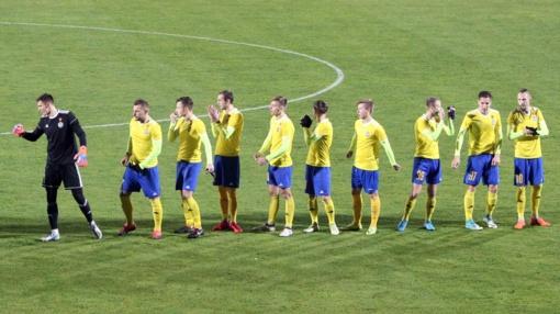 """Klaipėdos """"Atlantas"""" neišnyks: gavo teisę varžytis trečiajame šalies futbolo ešelone"""