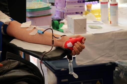 Atšaukiama kraujo donorystės akcija Rokiškyje