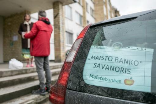 Vilniaus savanorių pagalba senjorams: nuo maisto ir vaistų iki emocinės paramos
