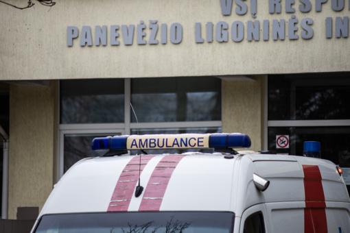 Panevėžio medikams išdalintos Lietuvoje gamintos apsaugos priemonės