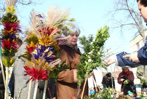 Karantinas koreguoja religines šventes: Verbų sekmadienis – be pašventintų verbų
