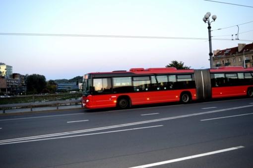 Viešasis transportas Vilniuje – kokie tvarkaraščių pokyčiai galioja?