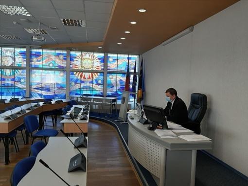 Rajono taryba vienbalsiai padidino administracijos direktoriaus rezervą ekstremaliai situacijai valdyti