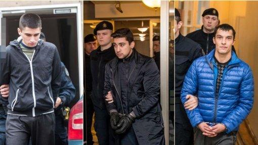 Teismas sugriežtino bausmes I. Strazdauskaitės žudikams
