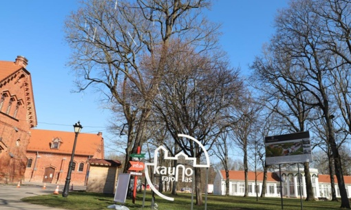Kauno rajonas netaupo kultūros sąskaita