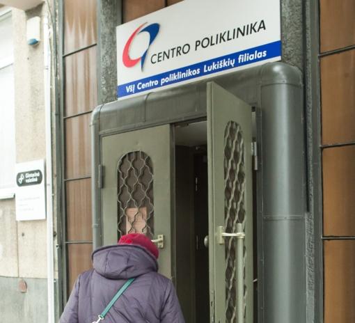 Šeškinės poliklinikos pacientams būtinoji pagalba bus teikiama Centro poliklinikoje