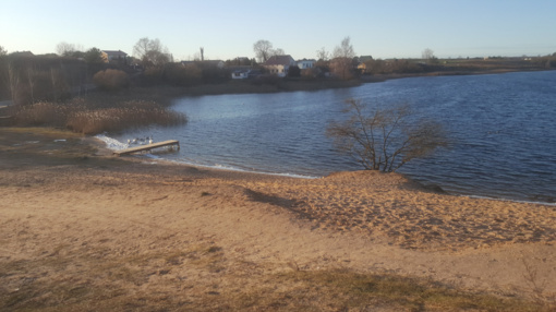 Vilniuje šią vasarą bus atidarytas dar vienas paplūdimys