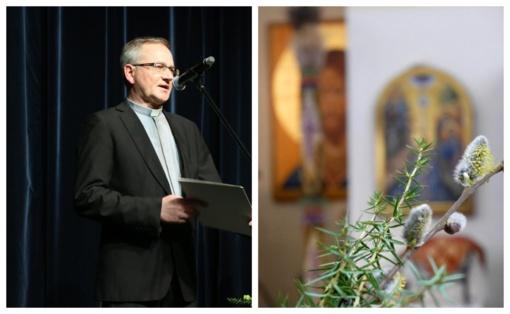 Kitoks Verbų sekmadienis ir Velykos: su verbom, bet be švęsto vandens ir ugnies