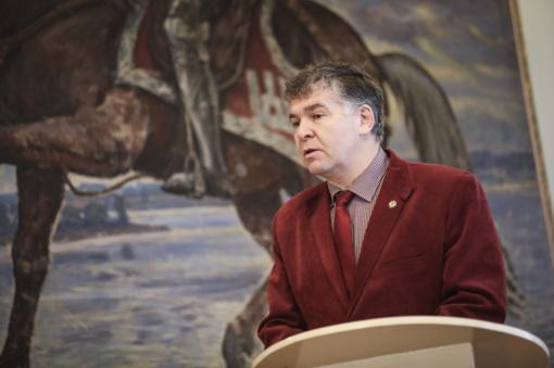 Prof. Valdas Rakutis. Lietuvos patirtis ir šiandieninė krizė