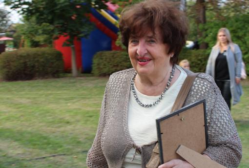 """Geriausia Panevėžio rajono kultūros darbuotoja L. Strazdienė: """"Jei darbas – džiaugsmas, tai gyvenimas – laimė"""""""