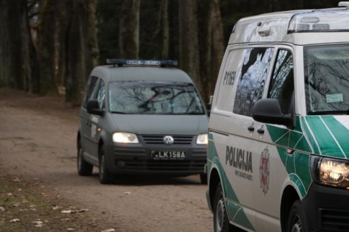Per šį savaitgalį Panevėžio policijos pareigūnai surašė 5 protokolus dėl karantino pažeidimo