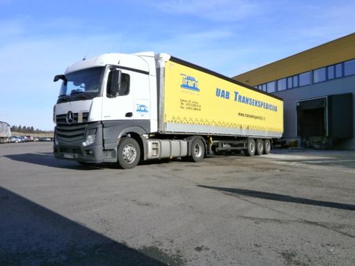 Krovinių pervežimas – greitai ir patikimai