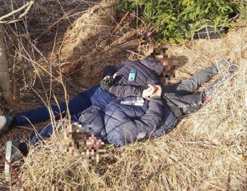 Į pasieniečių pasalą pateko du kontrabandininkai iš Šalčininkų rajono