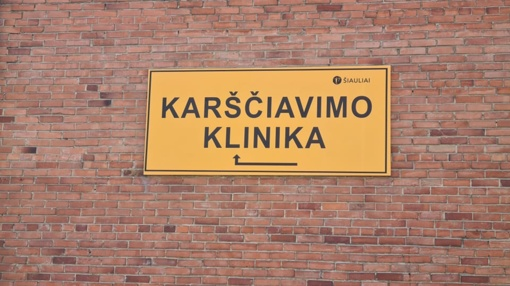 Karščiavimo klinika Radviliškio rajono gyventojams – Šiauliuose