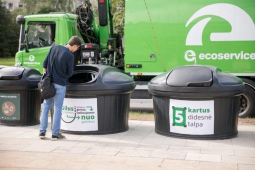 Atliekų tvarkymas karantino metu: atliekų tvarkytojai prašo elgtis atsakingai