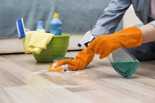 Dezinfekuojate visus namų paviršius? Vietos, kurias išvalyti būtina kruopščiai