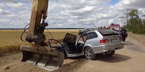 Kraupios avarijos atomazga: BMW vairuotojas dėl moters žūties nekaltas