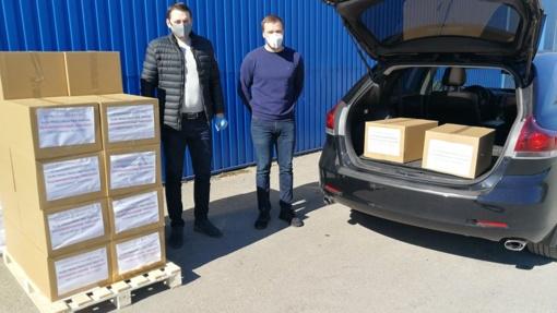 Neatlygintina parama Šiaulių ir Telšių regionų gydymo įstaigoms