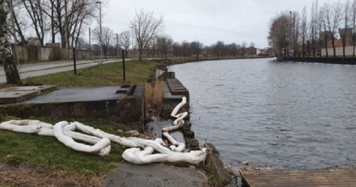 Po nelaimės Dangės upėje – klaipėdietį nustebinęs radinys