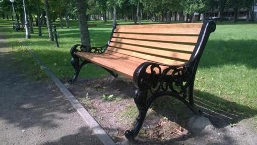 Birštono viešose erdvėse atlikti dezinfekavimo darbai