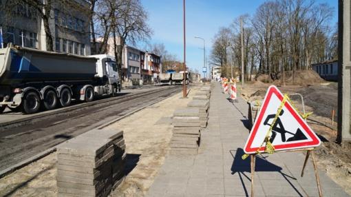 Šiaulių miesto projektai: kodėl dalis rangos darbų dar nebaigta ir kokiems objektams siekiama finansavimo?