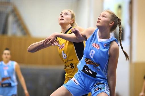 Tarp 10 talentingiausių Lietuvos jaunųjų krepšininkių – Gerdos Raulušaitytės pavardė