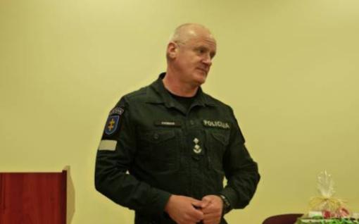 Anykščių policijos viršininkas sako, kad kontrolei policijos pajėgų užteks